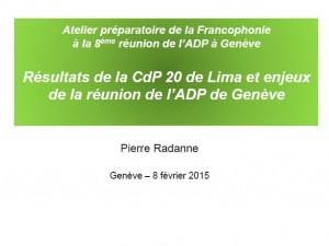 CPDN-Radanne